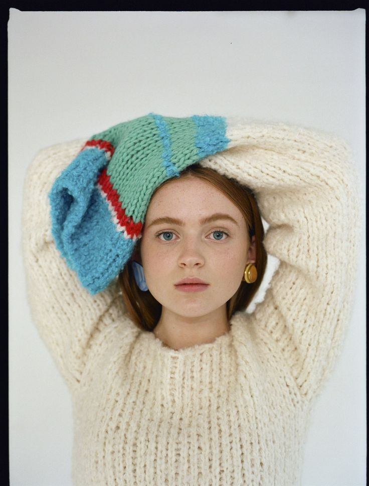 Meet Sadie Sink, the 15-year-old actress stealing the show from Eleven as Mad Max in season two of Stranger Things on Netflix.