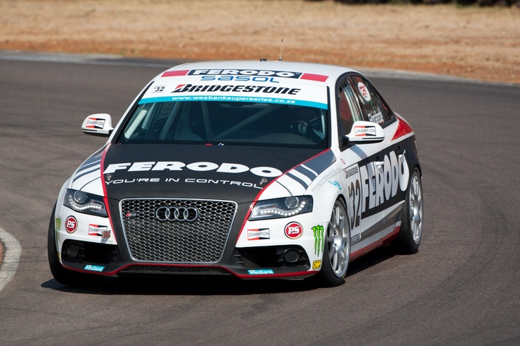 THE Audi S4 quattros will take to the track at Kyalami on Saturday, 23 February 2013