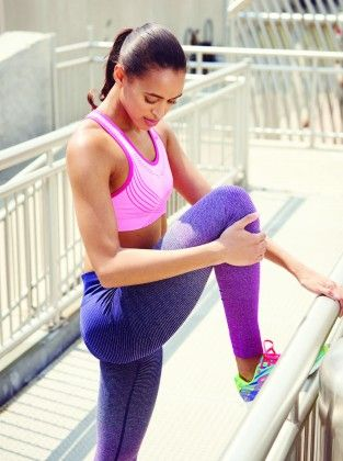 7 Days Of Outfits For Any Workout - Monday #Run Day: #ASICS Fit