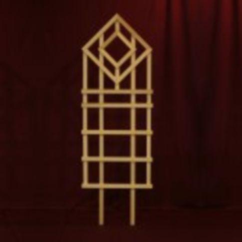 How To Build A Trellis, Build A Trellis, Make Your Own Trellis