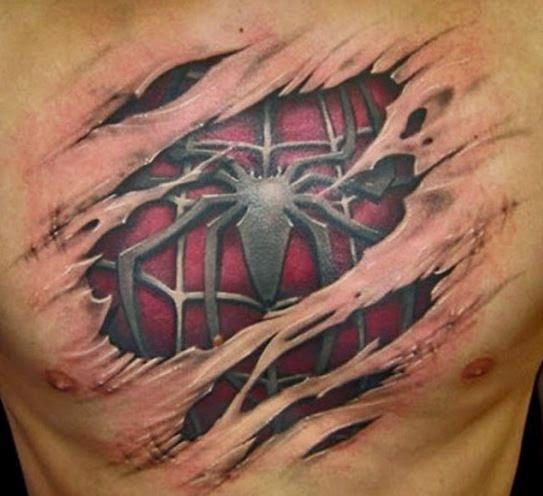 3d tattoos - Google Search