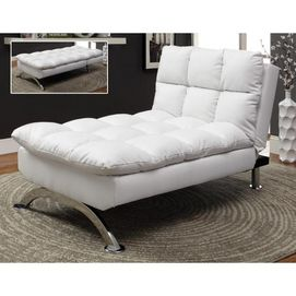 WHI 'Sussex' Lounge Chair - White