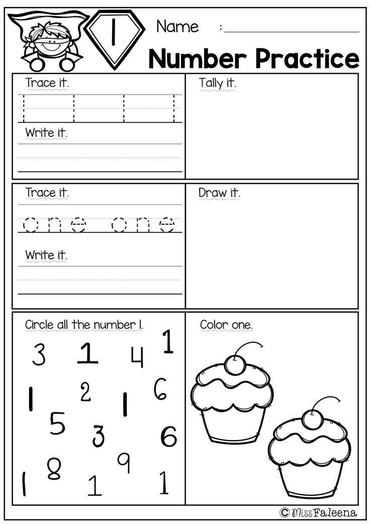 Number 1 20 Practice Set 1 Dengan Gambar Belajar Matematika
