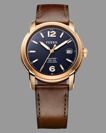 17 best ideas about best watches for men rolex 10 things you should put on your wrist fossil watches for menleather