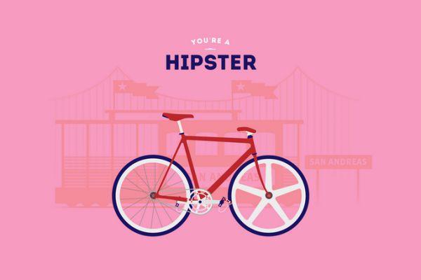 Dime qué bici usas y te diré quién eres | indio.com.mx