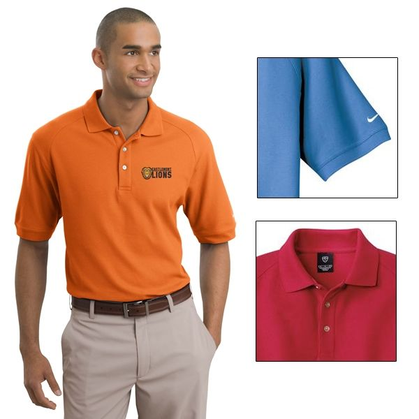 249 best new customized apparel images on pinterest for Corporate logo golf shirts