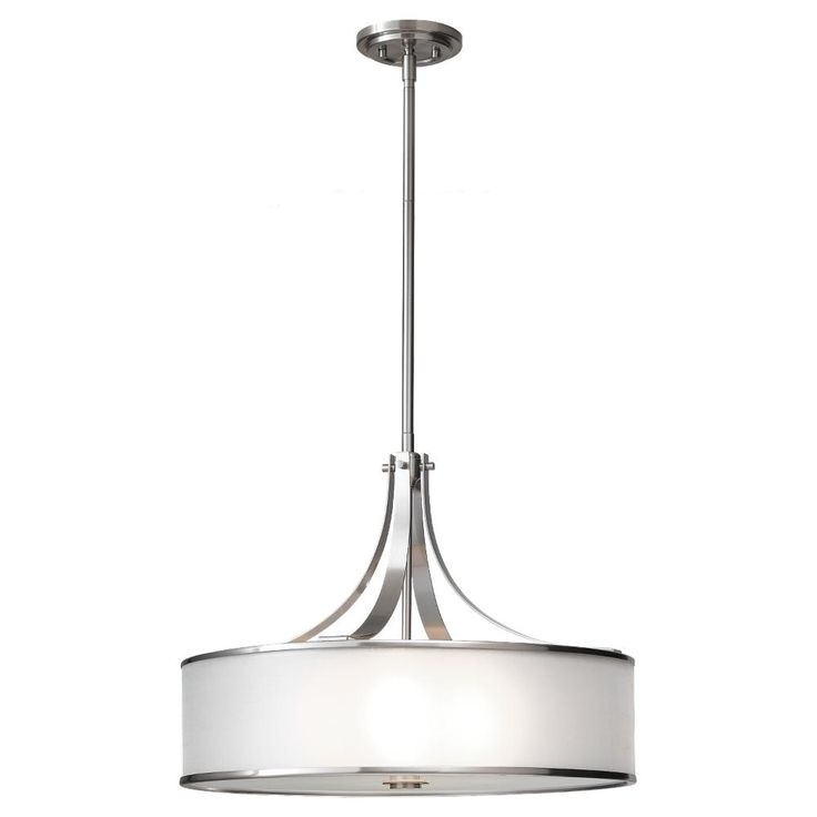 4 - LIGHT LARGE PENDANT : 81H92 | Richardson Lighting