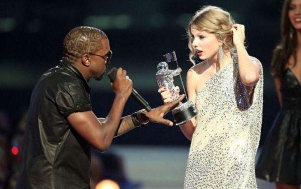 Demandará Taylor a Kanye por grabar su conversación