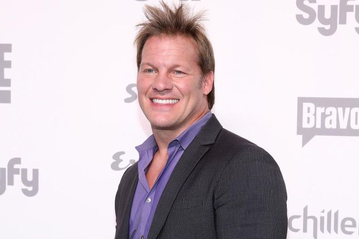 NEW YORK, NY - MAY 14:  Chris Jericho attends the 2015 NBCUniversal Cable Entertainment Upfront at The Jacob K. Javits Convention Center on May 14, 2015 in New York City.  (Photo by Robin Marchant/Getty Images)