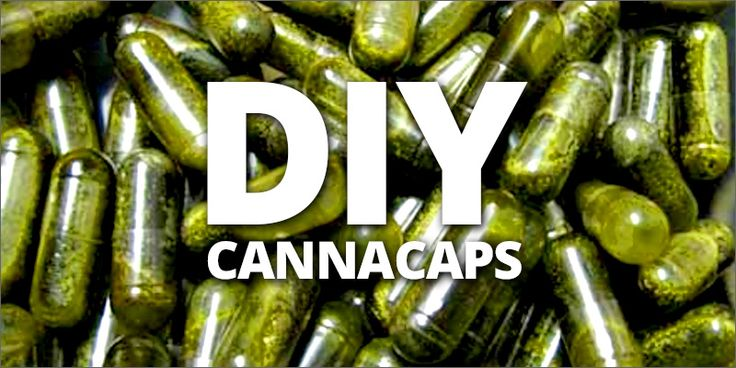 Step By Step Guide To Making Cannabis Pills - #MMJ - http://herb.co/2016/02/01/step-step-guide-making-cannabis-pills/