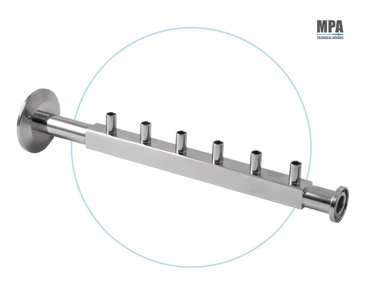 Pharmaceutical Manifold for Marchesini Filling Machine by MPA