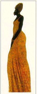 Charles Bibbs   Charles Bibbs-Ebony Series 1. Limited Edition Print (Lithograph, Paper ...