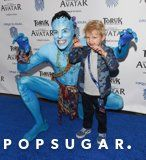 Axl Duhamel Might Just Be Avatar's Cutest Fan http://a96727pk.bget.ru/2016/11/13/axl-duhamel-might-just-be-avatars-cutest-fan/  Fergie and Josh Duhamel may have one of the cutest kids in Hollywood. On Friday night, Josh took his son to the new Avatar-inspired Cirque du Soleil show in LA, but it was little Axl who ended up stealing the spotlight. Not only did Axl look adorable in a camo button-up shirt and jeans, but as he posed for pictures