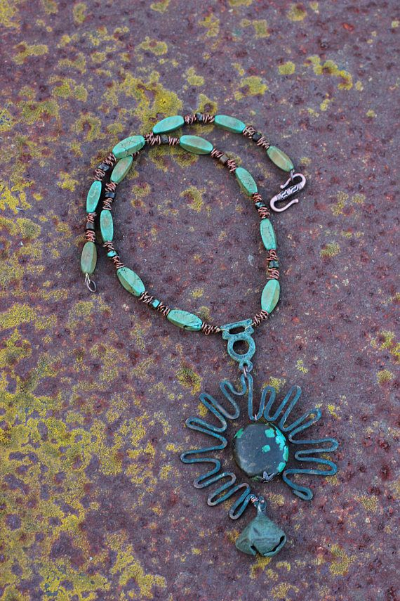 Bell Choker Daisy Choker Necklace Ancient Artifacts Chime