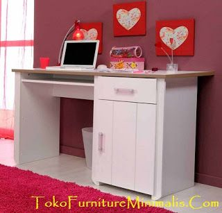 toko furniture minimalis: Tips Memilih Meja Belajar Anak yang Tepat