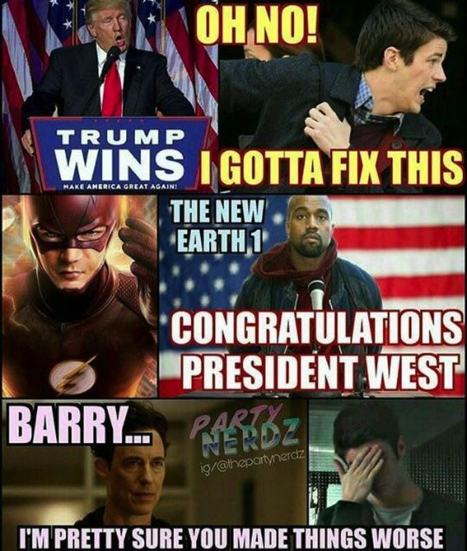 16 Funny Af The Flash Memes That Will Make You Giggle Tv