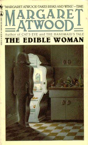 The Edible Woman, Margaret Atwood  Atwood's early protofeminist novel is a — ahem — delicious investigation into the interior life of a young woman engaged to the wrong man. Alienation, disassociation, and metaphorical cannibalism? That's our kind of book.