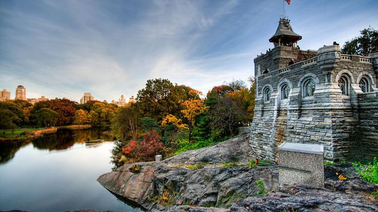 The very best things to do in Central park as a family, including check out the Conservatory Water, carousel, Central Park Zoo and Victorian Gardens