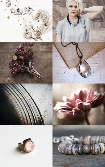 ~ January finds ~ 2016 trends ~ All for one ~ Romantic dreams ~ by Anna Bujak on Etsy--Pinned with TreasuryPin.com
