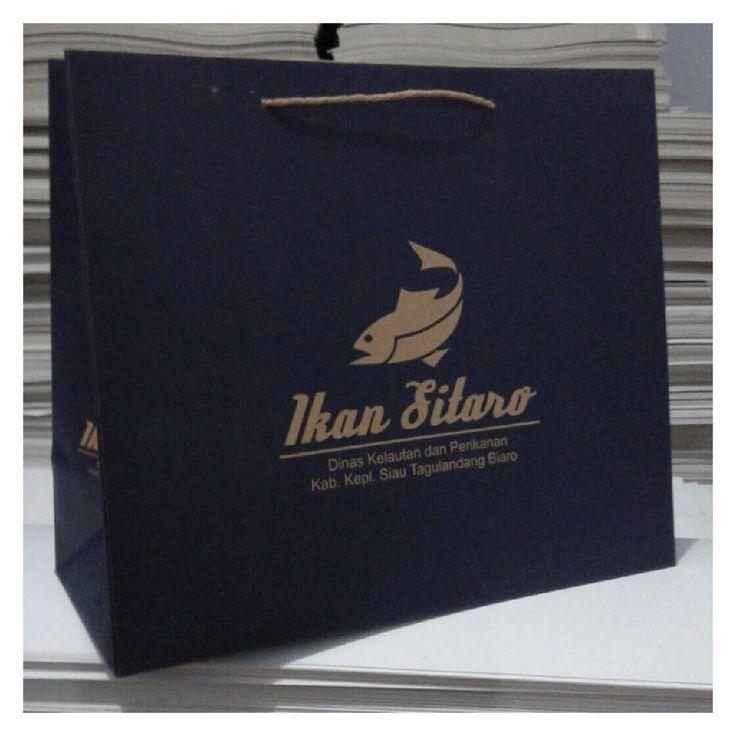 Tas Kertas / Paper bag untuk seminar, workshop, gathering, outbond, ulang tahun, dll