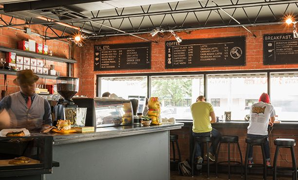 "Blacksmith Houston || Epicurious selected Blacksmith to be on their list of ""America's 25 Best Coffee Shops"". Congrats guys!"