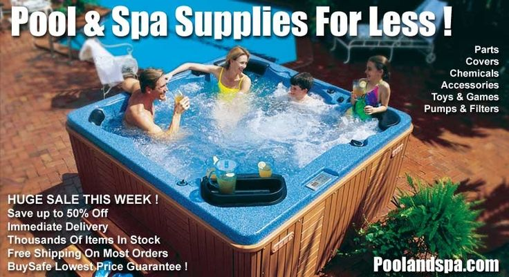 PoolAndSpa.com - Hot Tub Parts, Swimming Pool Parts, Chemicals, Supplies, Spa Parts,  Covers, How-To Instructions