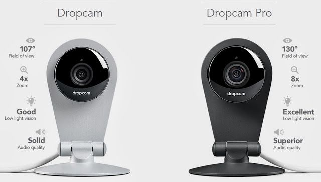 #Dropcam video monitoring camera now available in Canada! {#Review and #Giveaway} CAN ~ 1/22