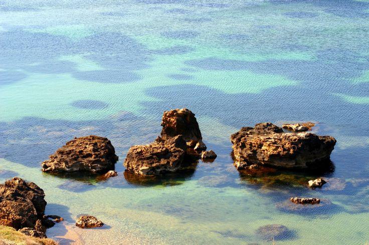 Rocks!  Capo Colonna, Calabria, Italy