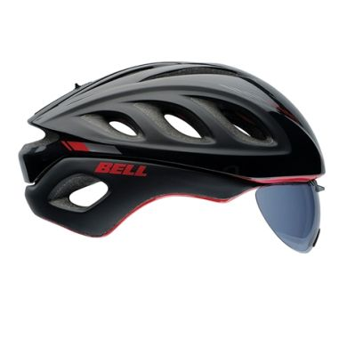 Bell Star Pro Road Bike Helmet With Shield