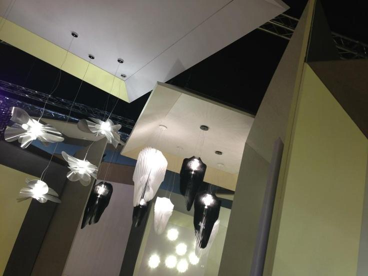 Euroluce 2013 - A Futurist View - Etoile - Avia