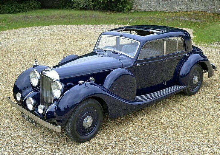 1938 Lagonda V12 Sports