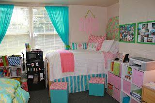 Furman dorm room