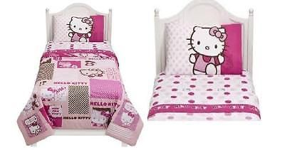 Hello Kitty Bed In A Bag