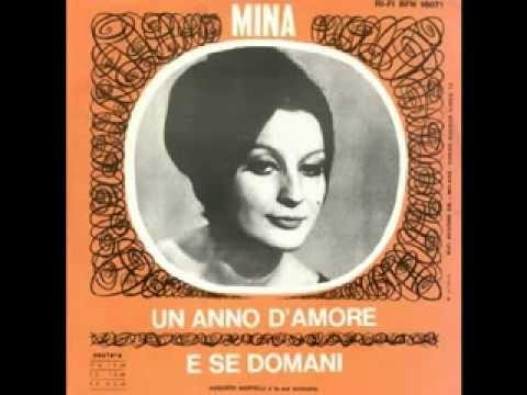 Mina the diva..