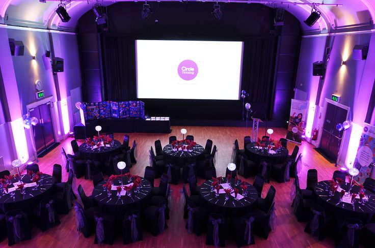 Dorking Halls for your conference