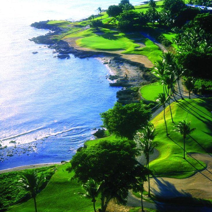 Teeth of the Dog golf course (Pete Dye design) in La Romana, Dominican Republic... I wanna golf here!!!