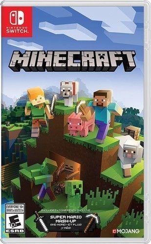 Nintendo Switch Minecraft Brand New Video Game Minecraft In 2018