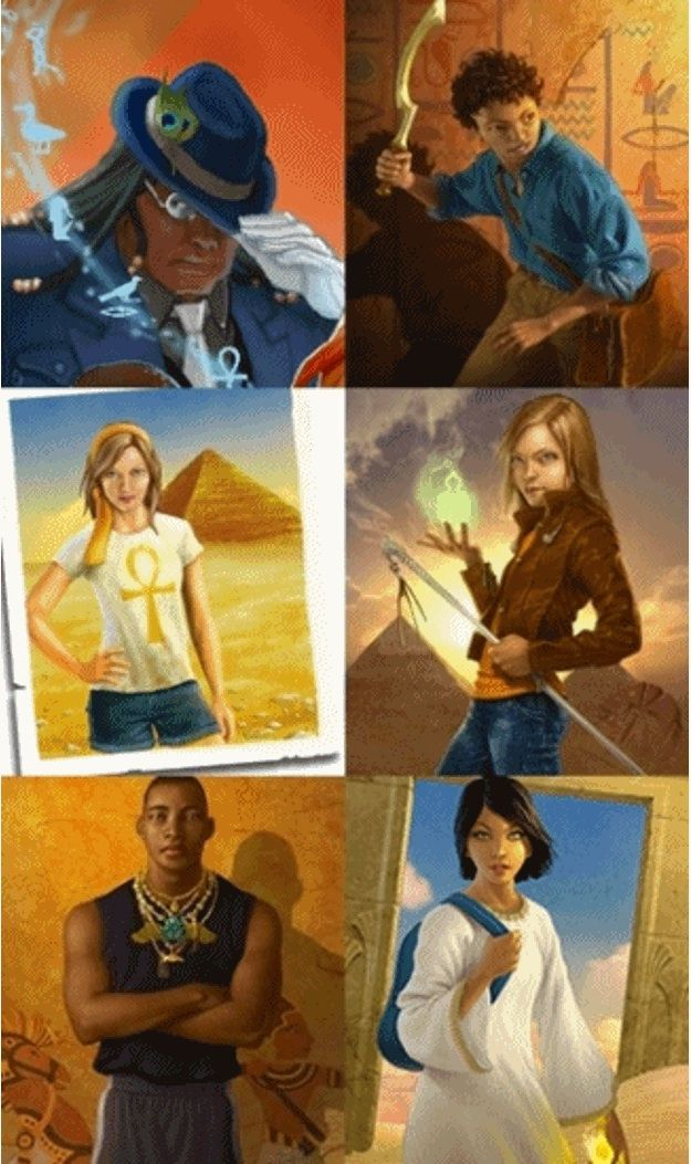 Uncle Amos Kane Chronicles
