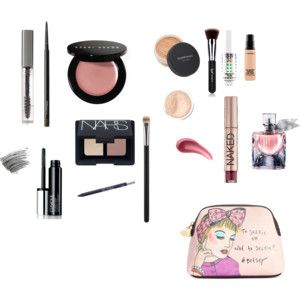 Just the Basics: Soft Summer Makeup Bag