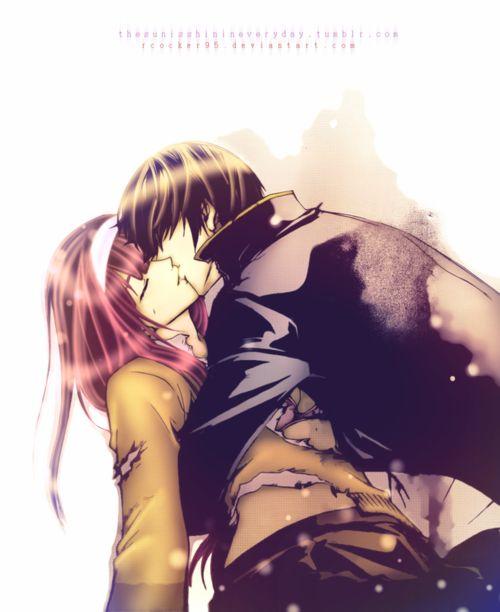Imagem de sakura, code:breaker, and anime