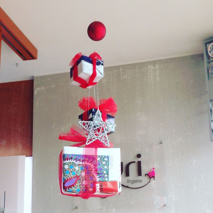 Decorazioni per Natale!