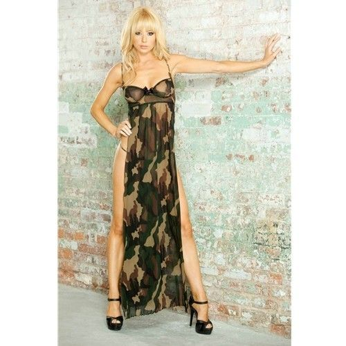 Split Side Long Sexy Baby Doll G String Women's Lingerie Camouflage  http://www.ebay.com/itm/SPLIT-SIDE-LONG-SEXY-BABY-DOLL-G-STRING-WOMENS-LINGERIE-CAMOUFLAGE-/230944993743?pt=US_CSA_WC_Sleepwear_Robes==item7b6e1c56ae
