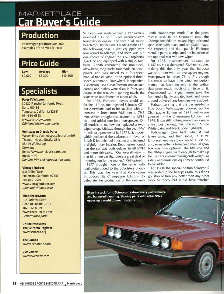 166 best Cars images on Pinterest | Volkswagen, Vw scirocco and Mk1