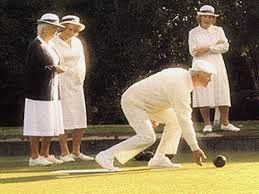 Image result for retro lawn bowls party australia