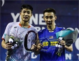 YONEX French Open 2015: Lee Chong Wei and Carolina Marin Dominate in Paris