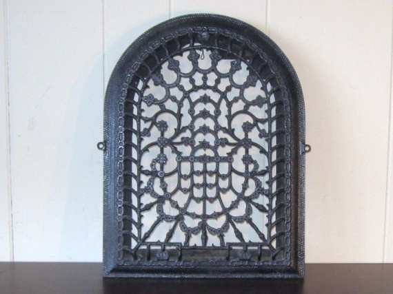 75 best Cast Iron Fireplace Back Plates images on Pinterest | Cast ...