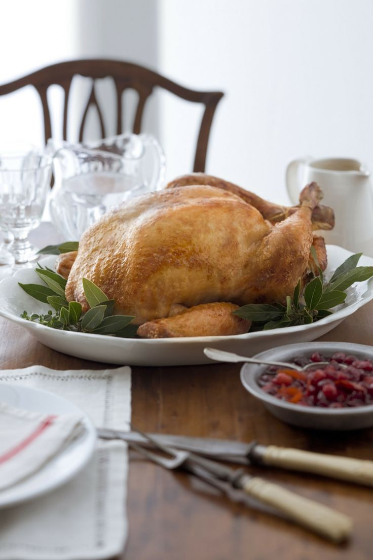 Easy Christmas roast turkey recipe