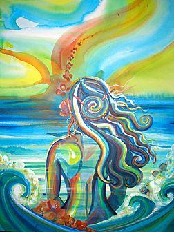 Colleen Malia Wilcox   COTW Surf Artist