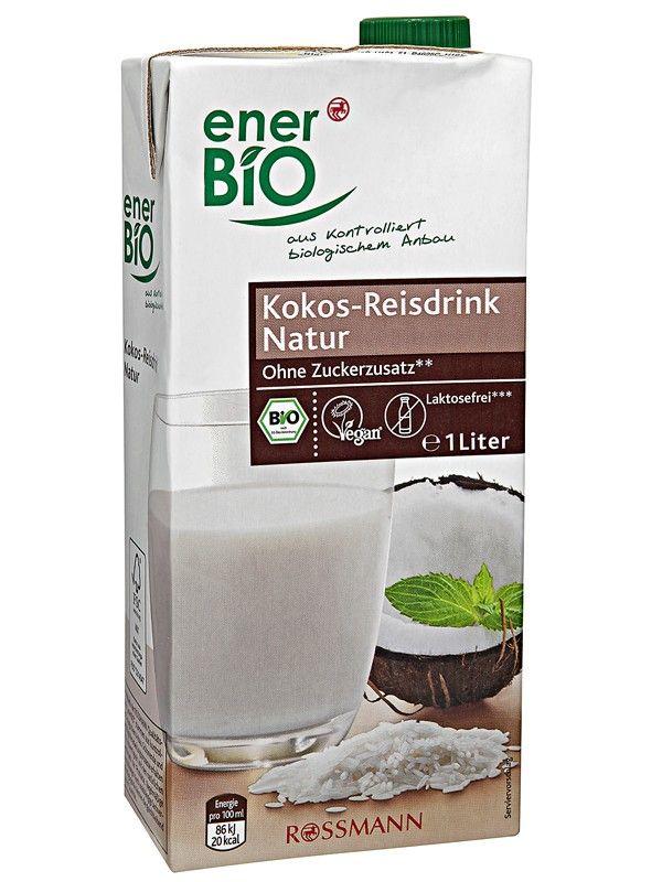 enerBio kókuszos rizsital - 1 l a Rossmann Webáruházban
