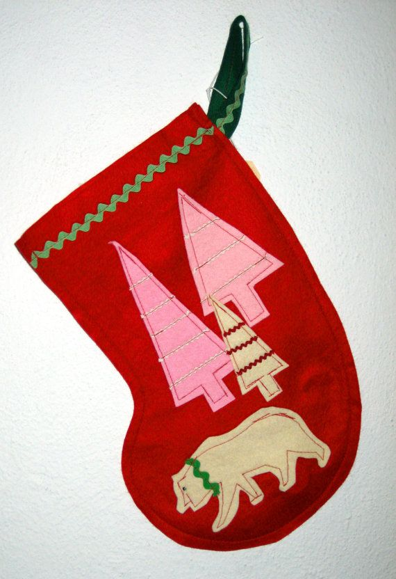 17 Best Images About Diy Christmas Stockings On Pinterest